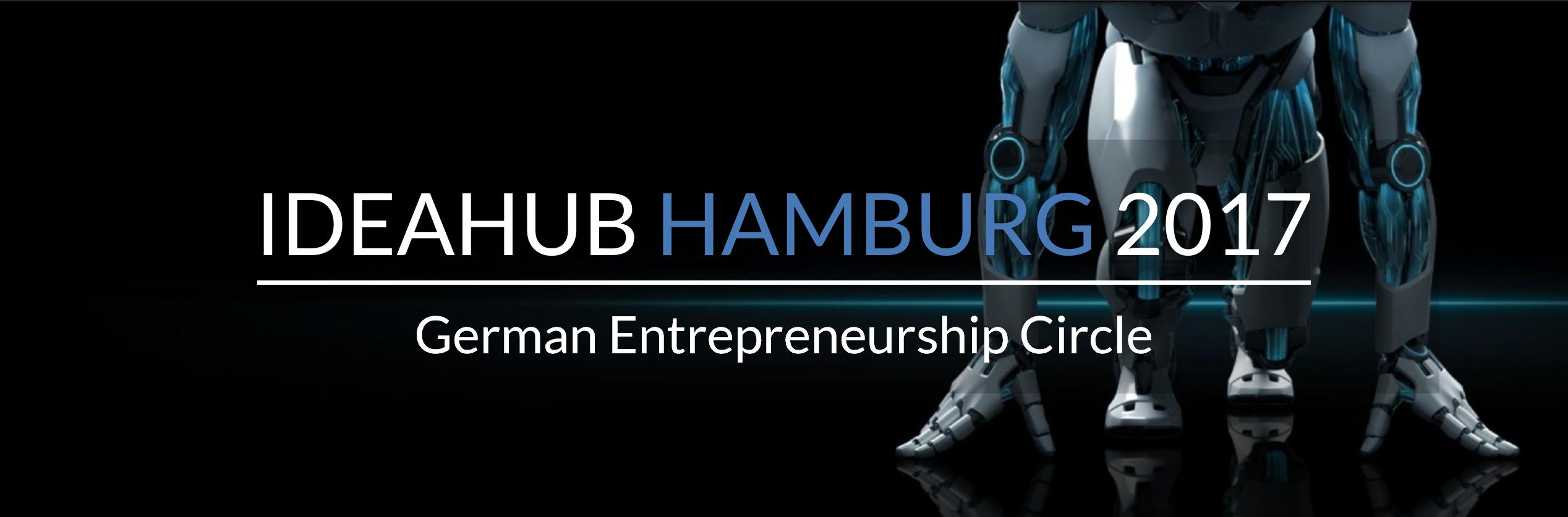 GEC IdeaHub Healthcare | 19-21 May 2017 Hamburg