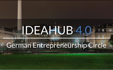 IdeaHub 4.0 | Stuttgart | 03-05 Nov 2017
